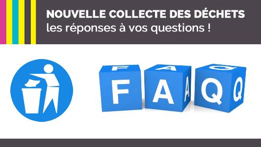 FAQ Nouvelle collecte